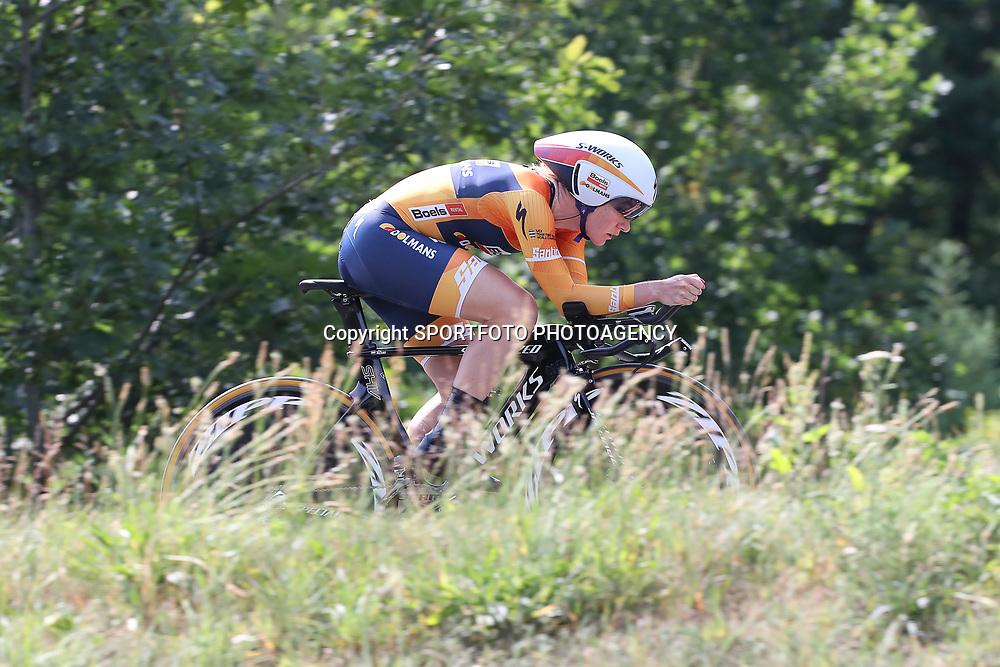 21-06-2017: Wielrennen: NK Tijdrijden: Montferland      <br /> s-Heerenberg (NED) wielrennen <br /> Amy Pieters