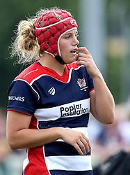 Carys Phillips of Bristol Ladies - Mandatory by-line: Robbie Stephenson/JMP - 18/09/2016 - RUGBY - Cleve RFC - Bristol, England - Bristol Ladies Rugby v Aylesford Bulls Ladies - RFU Women's Premiership