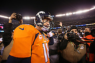During Super Bowl XLVIII, Sunday, Feb. 2, 2014, in East Rutherford, New Jersey. (AP Photo/Tom Hauck)