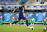 Neymar Jr of PSG during the French Cup final football match between Paris Saint-Germain (PSG) and Saint-Etienne (ASSE) on Friday 24, 2020 at the Stade de France in Saint-Denis, near Paris, France - Photo Juan Soliz / ProSportsImages / DPPI