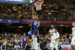 7 March 2015: The Southern Conference hosted their 2015 basketball championship, Saturday at UNCA in Asheville, North Carolina.  Furman 69, UTC 67. Credit: Todd Drexler/SoConPhotos.com