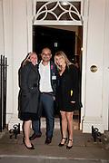 Streetsmart Reception at 11 Downing St. London. 1 November 2011. <br /> <br />  , -DO NOT ARCHIVE-© Copyright Photograph by Dafydd Jones. 248 Clapham Rd. London SW9 0PZ. Tel 0207 820 0771. www.dafjones.com.