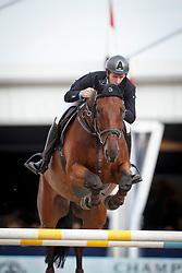 Butler Alexander, (IRL), Dekato<br /> Final 7 years old horses<br /> FEI World Breeding Jumping Championship <br /> Lanaken - Zangersheide 2015<br /> © Hippo Foto - Dirk Caremans<br /> 20/09/15