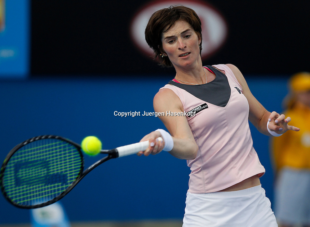 Australian Open 2011, Melbourne Park,ITF Grand Slam Tennis Tournament .Kathrin Woerle (GER)