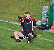 Dundee&rsquo;s James McPake -  Dundee FC pre-season training camp in Obertraun, Austria<br /> <br />  - &copy; David Young - www.davidyoungphoto.co.uk - email: davidyoungphoto@gmail.com