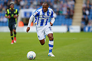 Colchester United's Kyel Reid(17) during the EFL Sky Bet League 2 match between Colchester United and Carlisle United at the Weston Homes Community Stadium, Colchester, England on 14 October 2017. Photo by Phil Chaplin