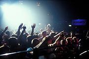 A crowded dancefloor, U.K