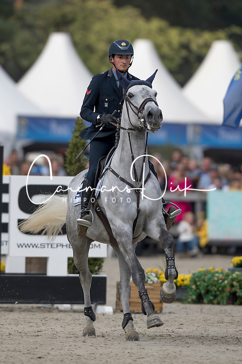 De Luca Lorenzo, ITA, Jeleena de Muze<br /> FEI World Breeding Jumping Championships for Young horses - Lanaken 2016<br /> &copy; Hippo Foto - Dirk Caremans<br /> 18/09/16
