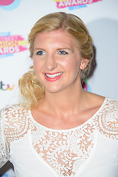 Rebecca Adlington attends Lorraines High Street Fashion Awards. London, United Kingdom. Wednesday, 21st May 2014. Picture by Chris Joseph / i-Images