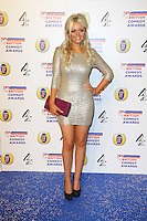 LONDON - DECEMBER 16:  Emily Atack attends the British Comedy Awards at the Fountain Studios, Wembley, London, UK on December 16, 2011. (Photo by Richard Goldschmidt)