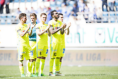 KAA Gent and Sporting Charleroi 14 May 2017