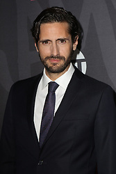 November 14, 2016 - New York, New York, United States - Actor Juan Diego Botto arriving at the premiere of 'Good Behavior' at the Roxy Hotel on November 14, 2016 in New York City  (Credit Image: © Nancy Rivera/Ace Pictures via ZUMA Press)