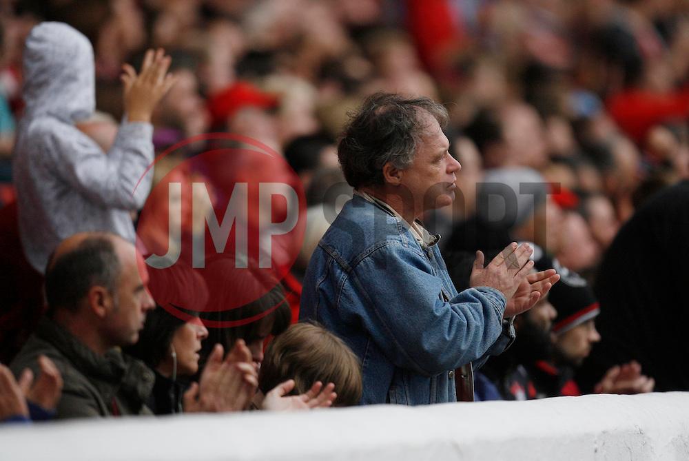 Nottingham Forest fans - Mandatory byline: Jack Phillips / JMP - 07966386802 - 3/10/2015 - FOOTBALL - The City Ground - Nottingham, Nottinghamshire - Nottingham Forest v Hull City - Sky Bet Championship