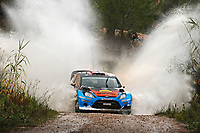 Mads Ostebrg / Jonas Andersson - Ford Fiesta WRC