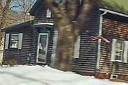 CAMDEN, MAINE USA - BEFORE SPRING