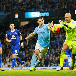 Manchester City v Everton | Premier League | 13 January 2016