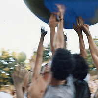 Siviglia, giugno 2002. Contro la nuova legge sull'immigrazione