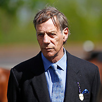Trainer Henry Cecil
