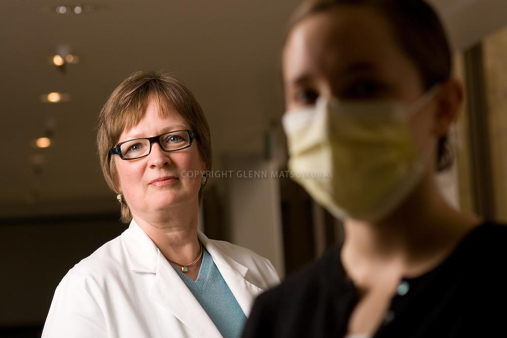 Corry Dekker MD stanford, infectious diseases, bird flu