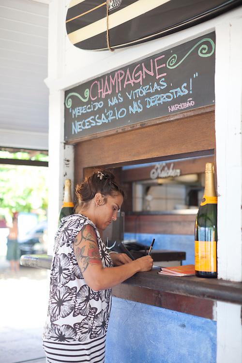 Rocka Beach Lounge and Restaurant, at Brava Beach