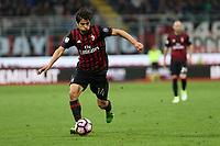 08.05.2017 - Milano - Serie A 35a giornata - Milan-Roma - Nella foto:  Matias Fernandez - Milan Calcio