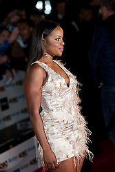 Keisha Buchanan..Arrivals on the red carpet at the MOBO Awards 2011 at the SECC on October 5, 2011 in Glasgow, Scotland..Pic © Michael Schofield.
