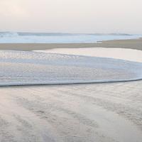 Ehukai Beach sunrise