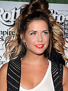 9  November 2009- New York, NY- Erin Lucas at the launch of Shakira's new album release ' She Wolf ' and celebration of her 2009  issue of Rolling Stone Magazine Cover held at The Bowery Hotel on November 9, 2009 in New York City. Photo Credit: Terrence Jennings/Sipa