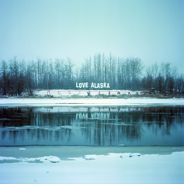 FAIRBANKS, ALASKA - 2012: