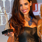 NLD/Amsterdam/20121112 - Beau Monde Awards 2012, Yolanthe Sneijder - Cabau van Kasbergen, Sylvie van der Vaart