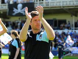 Bristol Rovers Manager Darrell Clarke  - Mandatory byline: Joe Meredith/JMP - 07966386802 - 08/08/2015 - FOOTBALL - Memorial Stadium -Bristol,England - Bristol Rovers v Northampton Town - Sky Bet League Two
