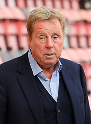 Harry Redknapp arrives for the Premier League match at The Vitality Stadium, Bournemouth.