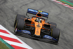 May 11, 2019 - Montmelò.Montmel&#Xf2, Catalunya, Spain - xa9; Photo4 / LaPresse.11/05/2019 Montmelo, Spain.Sport .Grand Prix Formula One Spain 2019.In the pic: Lando Norris (GBR) Mclaren F1 Team MCL34 (Credit Image: © Photo4/Lapresse via ZUMA Press)