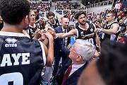 DESCRIZIONE : Trento Beko All Star Game 2016<br /> GIOCATORE : Valerio Bianchini Maurizio Buscaglia<br /> CATEGORIA : Fair Play Allenatore Coach Time Out<br /> SQUADRA : Dolomiti Energia All Star Team<br /> EVENTO : Beko All Star Game 2016<br /> GARA : Dolomiti Energia All Star Team - Cavit All Star Team<br /> DATA : 10/01/2016<br /> SPORT : Pallacanestro <br /> AUTORE : Agenzia Ciamillo-Castoria/L.Canu