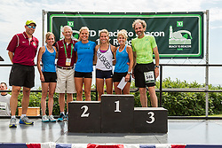 top Maine women finishers, Barry, Jesseman, Durgin, Piers