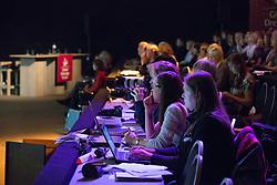 Journalists<br /> Global Dressage Forum - Academy Bartels <br /> Hooge Mierde 2012<br /> © Dirk Caremans