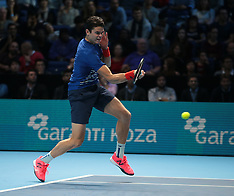 London: Day One ATP Finals
