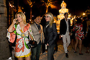 Hofit Golan, The Launch of Visionaire 55 Surprise in collaboration with Krug. Raleigh Hotel. Art Basel Miami Beach. 4 December 2008 *** Local Caption *** -DO NOT ARCHIVE -Copyright Photograph by Dafydd Jones. 248 Clapham Rd. London SW9 0PZ. Tel 0207 820 0771. www.dafjones.com