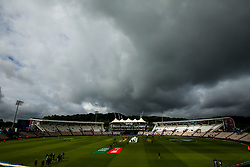 A general view of The Hampshire Bowl ahead of the Cricket World Cup group match between England and West Indies - Mandatory by-line: Robbie Stephenson/JMP - 14/06/2019 - FOOTBALL - Hampshire Bowl - Southampton, England - England v West Indies - ICC Cricket World Cup 2019 group