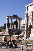 Rome, Temple of Saturn, 497 BC