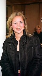 MISS HOLLY BRANSON daughter of Sir Richard Branson, at a party in London on 30th March 2000.OCK 70<br /> © Desmond O'Neill Features:- 020 8971 9600<br />    10 Victoria Mews, London.  SW18 3PY  photos@donfeatures.com   www.donfeatures.com<br /> MINIMUM REPRODUCTION FEE AS AGREED.<br /> PHOTOGRAPH BY DOMINIC O'NEILL