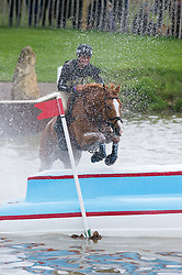 Nicholson Andrew (NZL) - Nereo<br /> Cross Country - CCI4* <br /> Mitsubishi Motors Badminton Horse Trials 2014 <br /> © Hippo Foto - Jon Stroud