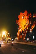 Dragon Bridge, Danang, Vietnam