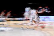 NIKON D5 • AF-S Nikkor 70-200mm f/2.8E FL ED VR<br /> f/11 • ISO 100 • 1/13<br /> <br /> Daniele Cinciarini <br /> Happy Casa Brindisi - Pompea Fortitudo Bologna <br /> LBA Final Eight 2020 Zurich Connect - Semifinale<br /> Basket Serie A LBA 2019/2020<br /> Pesaro, Italia - 15 February 2020<br /> Foto Mattia Ozbot / CiamilloCastoria