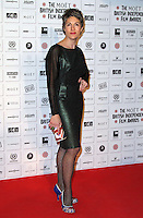 Tamsin Greig The Moet British Independent Film Awards, Old Billingsgate Market, London, UK, 05 December 2010:  Contact: Ian@Piqtured.com +44(0)791 626 2580 (Picture by Richard Goldschmidt)
