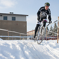 Jeff Johnston (Boneyard Cycling) raced well, taking second on Sunday.  ©Brian Nelson
