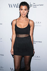 Kourtney Kardashian arrives for The Syrian American Medical Society hosts the Voices in Displacement Gala at Riviera 31 at Sofitel on May 4, 2018 in Los Angeles, California. 04 May 2018 Pictured: Kourtney Kardashian. Photo credit: MEGA TheMegaAgency.com +1 888 505 6342