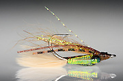 SHOT 4/29/08 1:34:18 PM - 2008 Umpqua Feather Merchants flies..(Photo by Marc Piscotty / © 2008)