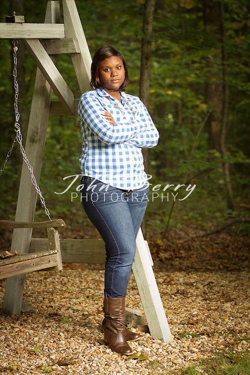 September/16/11:  LeAnna Johnson Senior Portraits.  MCHS Class of 2012.