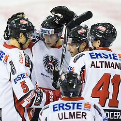 20121109: SLO, Ice Hockey - EIHC tournament Ljubljana 2012, Italy vs Austria